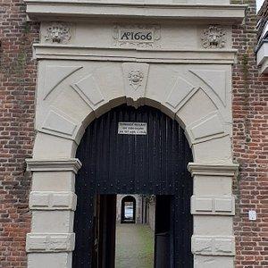 2e Kloosterpoort in Wisselstraat