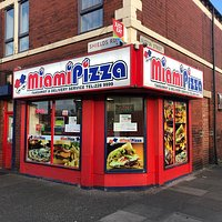 Hygiene rayting 5 star Pizza Takeway .. Open for 7 days.  Since 2004.