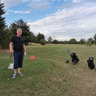 Wednesday 05th August 2020 Noak Hill Par 9 Hole Golf course,