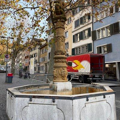 Frohschauerbrunnen
