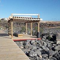 Finished Coastal Boardwalk