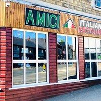 Amici Italian Restaurant Blackwood