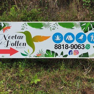 Nectar Pollen Reserve