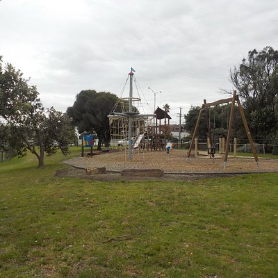 playground next to playing field