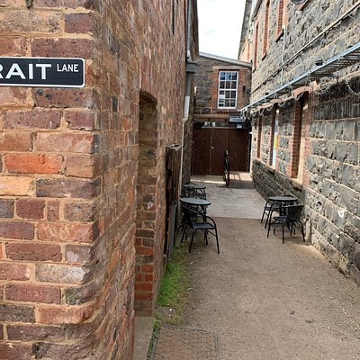 Trait Lane within Old Paper Mill