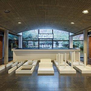 Superstudio Migrazioni — Until 16.05.21 © Kristien Daem