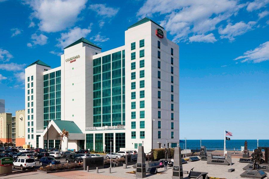 Courtyard Virginia Beach Oceanfront South 125 1 3 9 Prices Hotel Reviews Tripadvisor