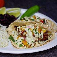 Jawz Tacos famous fish tacos