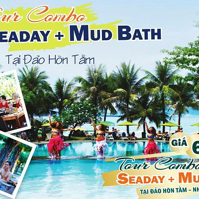 Hòn Tằm seaday tour & mud bath