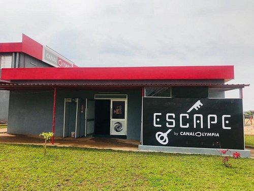 Come and discover the latest Escape room in Rwanda, located in CanalOlympia Rebero