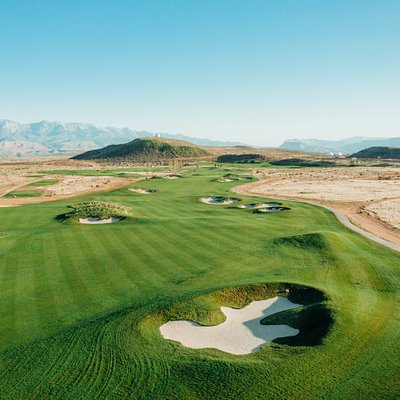 Aerial View of Hole #5