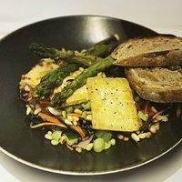 vegetarisk alternativ, Tofu