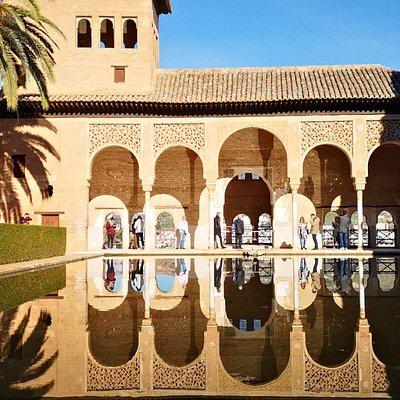 El Partal. La Alhambra