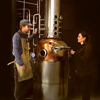 Award-winning micro-distillery in the heart of Thames.