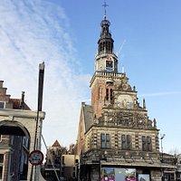 Waag, Gebouw En Toren (1582)