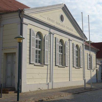 Güstrow, Ernst Barlach Theater
