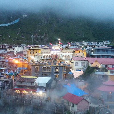 Badrinath is most beautiful and popular town situated in the Chamoli district in the state of Uttarakhand. The town got its name from the most religious shrine 'Badrinath Temple' which is dedicated to Lord Vishnu. The temple is one of the highest temples of Lord Vishnu and it is one of the 108 Divya Desams. Badrinath Dham is one of four Chardham which is situated in the state of Uttarakhand. The two mountains Nar and Narayan increase the charm of the place.
