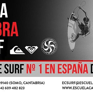 Escuela Cantabra de Surf. Playa de Somo. Cantabria, desde 1991. Descubre la magia del surfing con la escuela de surf Nº1 en España. Diversión garantizada.