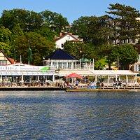 Bootshaus am Dieksee