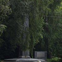 Памятник погибшим воинам-переславцам