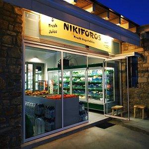 Nikiforos Creta Market