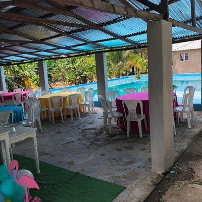 Contacto para evento familiar En el mismo barrio que el río Fula, en Bonao, República Dominicana.
