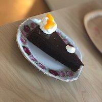 Supergod chokladtårta