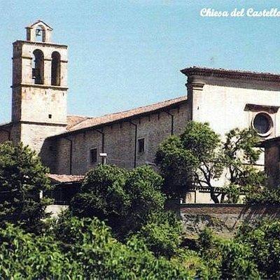chiesa del presepe o Castello