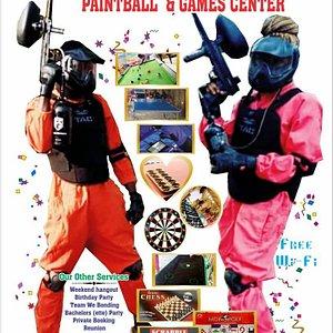 Adonisplaza Paintball And Games Center