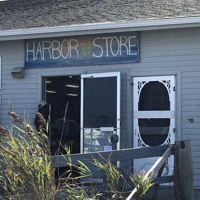 The Davis Park Harbor Store!
