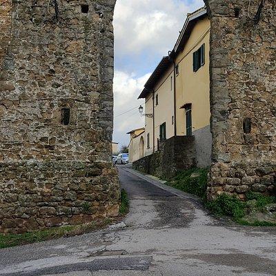 """Porta Pisana"""