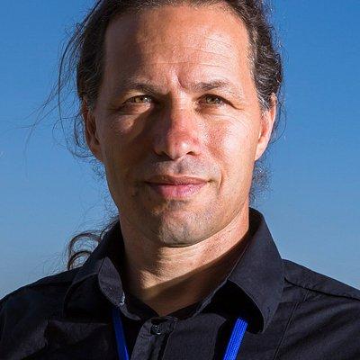 Ilan Aharoni Israel tour guide