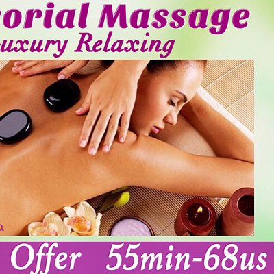 This massage includes: Aromatic Oil + Hot Stones and Towels + Gentles Vibrations Pick up from your hotel from 2 people Book now directly on whatsapp: +1 829 728 49 87  The masseur's hands glide over her body in long and slow way with light pressure. It is combined with short, fast and deeper movements to relive muscle tension.