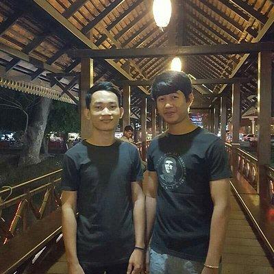 at Angkor trip center