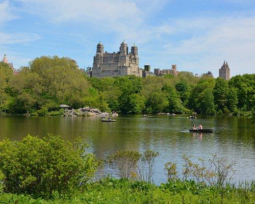 Central Park, Manhattan Mai 2019 The Lake