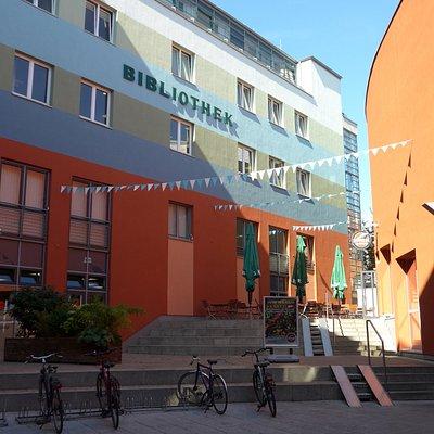 Schwerin, Stadtbibliothek