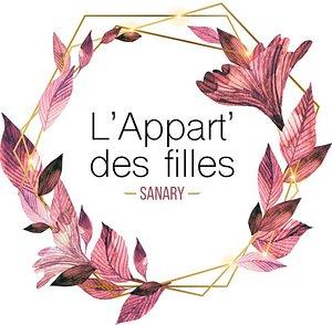 Bienvenue à L'appart des filles Sanary :)
