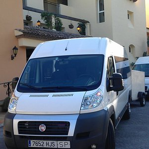 Fiat Ducato mini coaches with fully fitted A/C