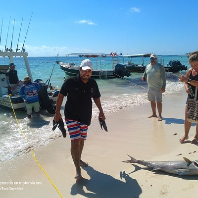 Fishing Tour Playa del carmen