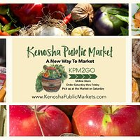 Shop the market in-person or online!