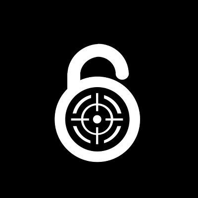 The logo of Locked Entertainment Het logo van Locked Entertainment