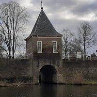 Waterpoort Oude Gouwsboom (1593)