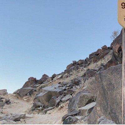 The best hiking track in khorfakan