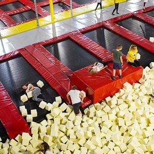 junpworld park trampolin