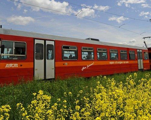 Ligne de chemin de fer Nyon - St-Cergue - La Cure (NStCM)