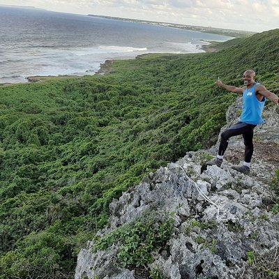 Plein air Grande Terre Guadeloupe.
