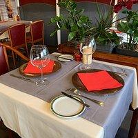 Nuestras mesas / Our tables