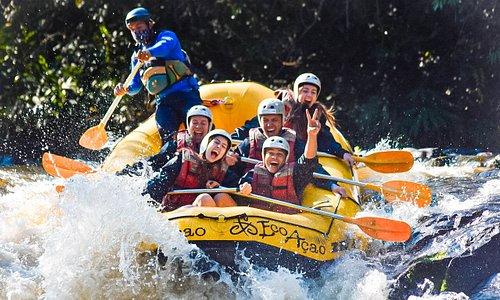 O melhor Rafting de Brotas/SP
