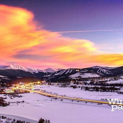 Our quiet mountain town during sunset! You don't want to miss out.