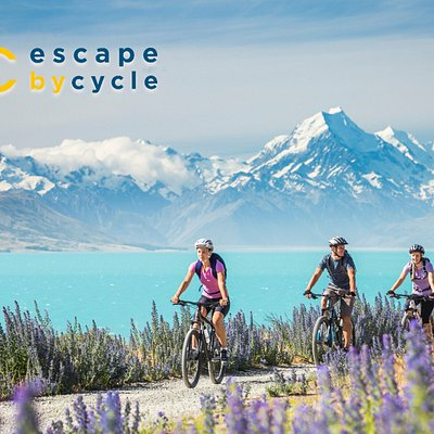 Ride the amazing Alps 2 Ocean over 6 days, from NZ's highest mountains to the Pacific Ocean. We provide vehicle supported cycle tours with lovely accommodation, fabulous food and top quality ebikes.